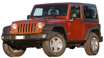 Jeep Wrangler / SUV & Crossover / 3 doors / 2012-2013 / Front-left view