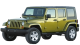 Jeep Wrangler Unlimited / SUV & Crossover / 4 doors / 2007-2013 / Front-left view