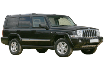 Jeep Commander / SUV & Crossover / 5 doors / 2006-2010 / Front-right view