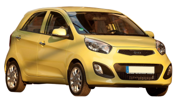 KIA Picanto / Hatchback / 5 doors / 2012-2013 / Front-right view