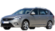 KIA Ceed Sporty Wagon / Wagon / 5 doors / 2007-2013 / Front-left view