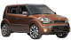 KIA Soul / Hatchback / 5 doors / 2009-2013 / Front-right view