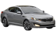 KIA Optima / Sedan / 4 doors / 2012-2013 / Front-right view