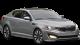 KIA Optima / Sedan / 4 doors / 2012-2013 / Front-right view