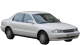 KIA Clarus / Sedan / 4 doors / 1996-2001 / Front-right view