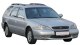 KIA Clarus Wagon / Wagon / 5 doors / 1999-2001 / Front-right view
