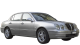 KIA Opirus / Sedan / 4 doors / 2003-2008 / Front-right view