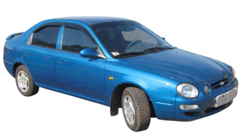 KIA Shuma / Hatchback / 5 doors / 1998-2004 / Front-right view