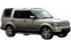 Land Rover Discovery / SUV & Crossover / 5 doors / 2010-2013 / Front-right view