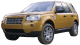 Land Rover Freelander / SUV & Crossover / 5 doors / 2007-2013 / Front-left view