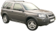 Land Rover Freelander Hardback / SUV & Crossover / 3 doors / 1998-2007 / Front-right view