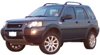 Land Rover Freelander Station Wagon / SUV & Crossover / 5 doors / 1998-2007 / Front-left view