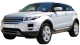 Land Rover Range Rover Evoque Coupe / SUV & Crossover / 3 doors / 2011-2013 / Front-left view