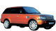Land Rover Range Rover Sport / SUV & Crossover / 5 doors / 2005-2013 / Front-right view