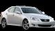 Lexus IS / Sedan / 4 doors / 2009-2013 / Front-right view