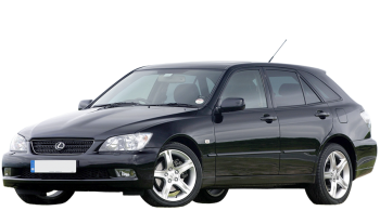 Lexus IS SportCross / Sedan / 4 doors / 2001-2005 / Front-left view