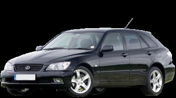 Lexus IS SportCross / Sedan / 4 doors / 2001-2005 / Front-left view
