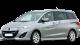 Mazda 5 / Minivan / 5 doors / 2011-2013 / Front-left view