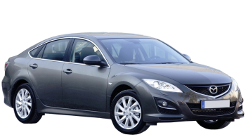 Mazda 6 / Sedan / 4 doors / 2011-2013 / Front-right view