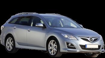 Mazda 6 / Hatchback / 5 doors / 2011-2013 / Front-right view