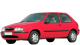 Mazda 121 / Hatchback / 3 doors / 1996-2001 / Front-left view