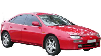 Mazda 323 F / Hatchback / 5 doors / 1994-1998 / Front-right view