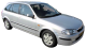 Mazda 323 FastBreak / Hatchback / 5 doors / 1998-2003 / Front-right view