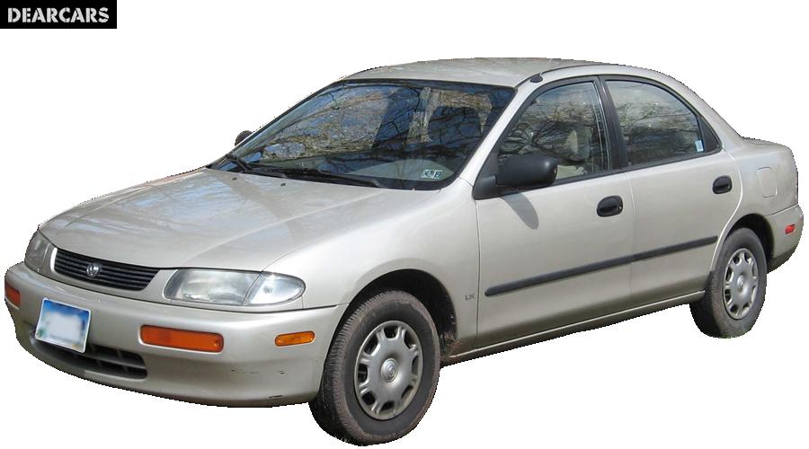 mazda 323 1997 1.3