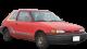 Mazda 323 / Hatchback / 3 doors / 1994-1997 / Front-right view