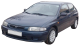 Mazda 323 P / Hatchback / 3 doors / 1997-2001 / Front-left view