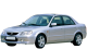 Mazda 323 Sedan / Sedan / 4 doors / 1997-2003 / Front-left view