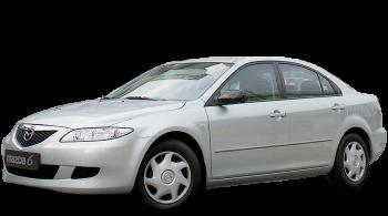 Mazda 6 Sport / Hatchback / 5 doors / 2002-2007 / Front-left view