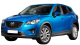 Mazda CX-5 / SUV & Crossover / 5 doors / 2012-2013 / Front-left view