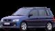 Mazda Demio / Minivan / 5 doors / 1998-2003 / Front-left view