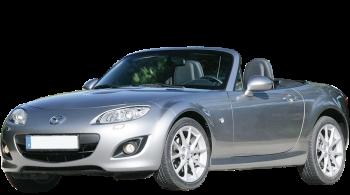 Mazda MX-5 / Convertible / 2 doors / 2009-2013 / Front-left view