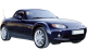 Mazda MX-5 Roadster Coupe / Convertible / 2 doors / 2006-2013 / Front-right view