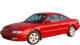 Mazda MX-6 / Coupe / 2 doors / 1991-1995 / Front-left view