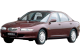 Mazda Xedos 6 / Sedan / 4 doors / 1992-1999 / Front-left view