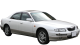 Mazda Xedos 9 / Sedan / 4 doors / 1993-2002 / Front-right view