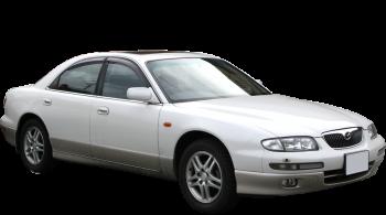 Mazda Xedos 9 / Sedan / 4 doors / 1993-2002 / Front-right view