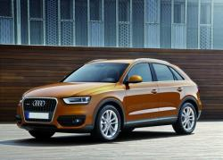 Audi Q3 TFSI Quattro Ambition